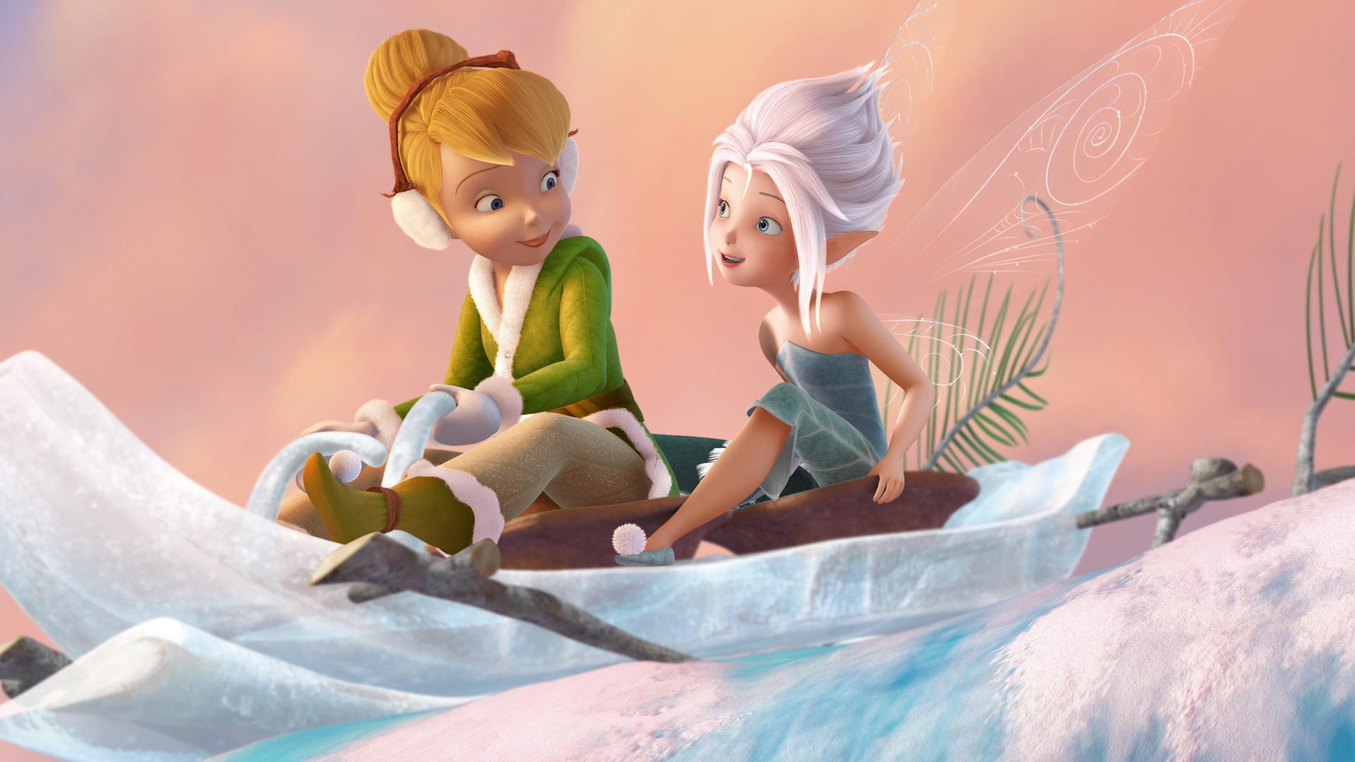 картинки фея тайна зимнего леса что можно