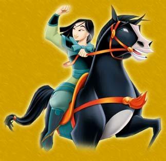 正版dvd【花木兰2】迪士尼经典动画 值得收藏 其他精选10片免运费