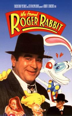 Who Framed Roger Rabbit Robert Zemeckis 1988